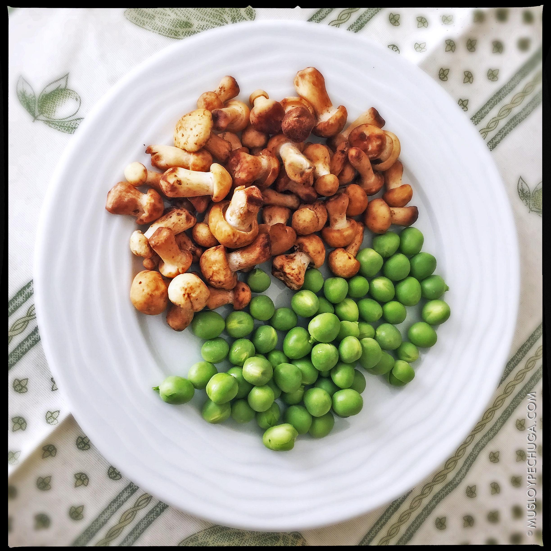 Muslo y Pechuga